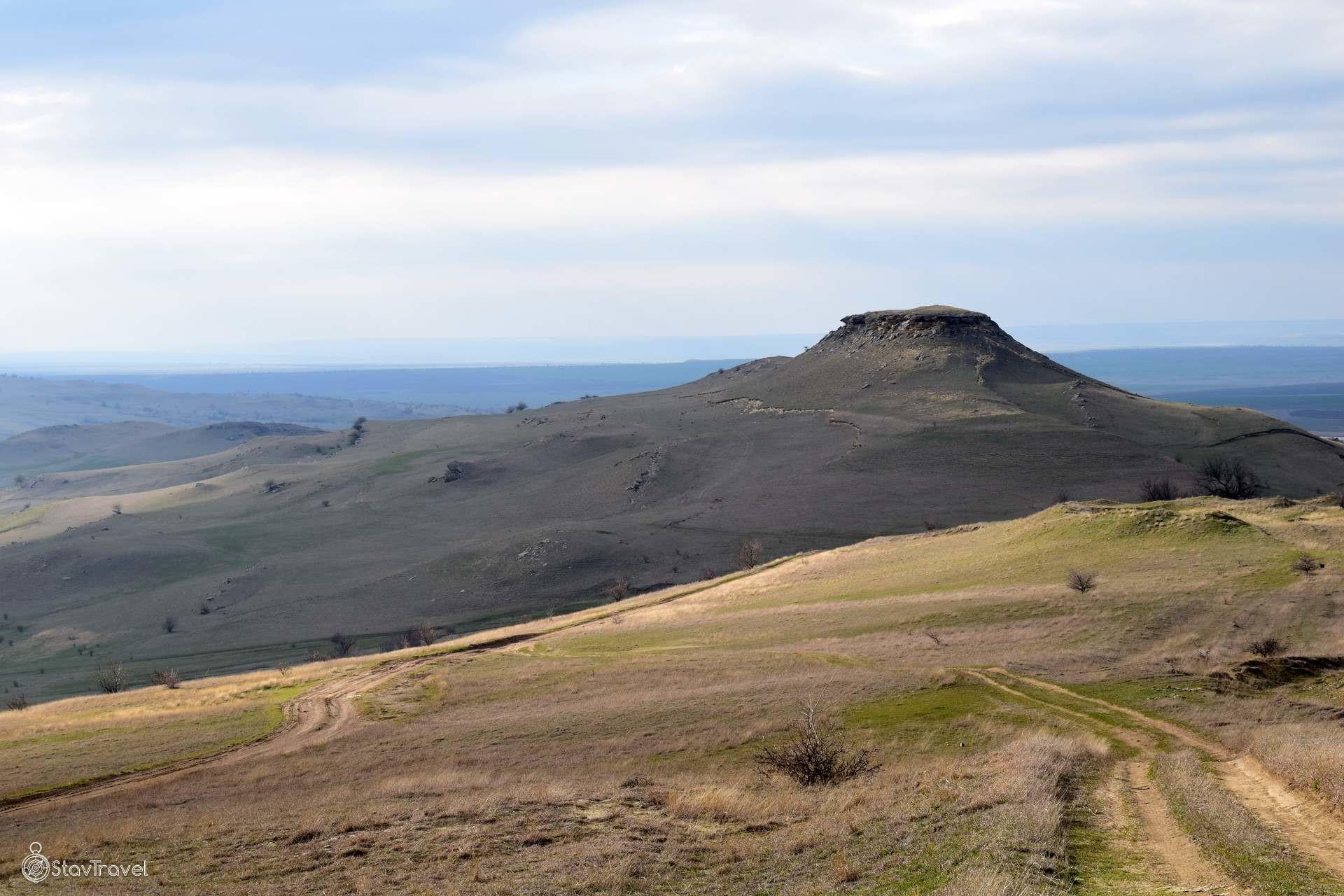 Гора Моргун