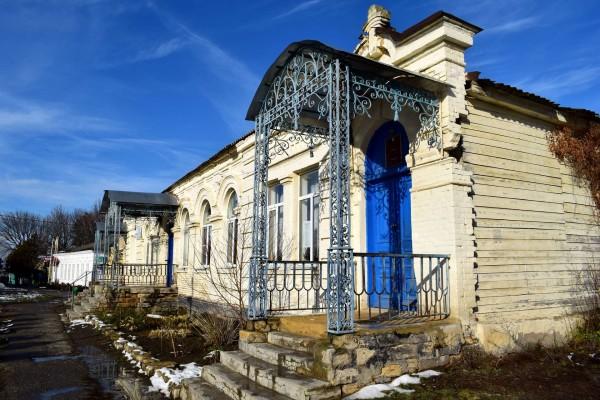 Дом культуры села Пелагиада