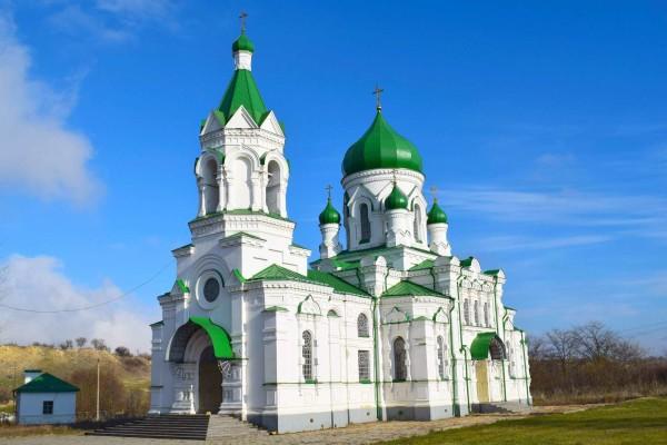 Храмы села Труновского