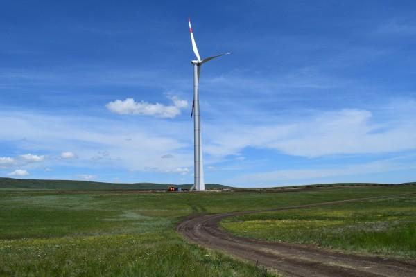 Кочубеевская ветроэлектростанция
