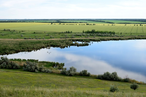 Тугулукское водохранилище