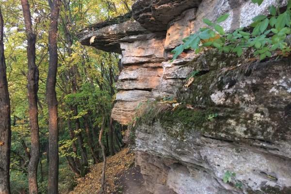 Татарские скалы