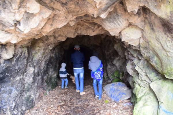 Прогулка по горе Развалка