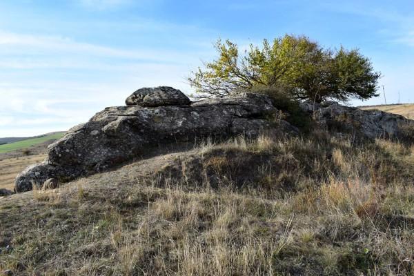 Киселёвский курган (Каменный замок)