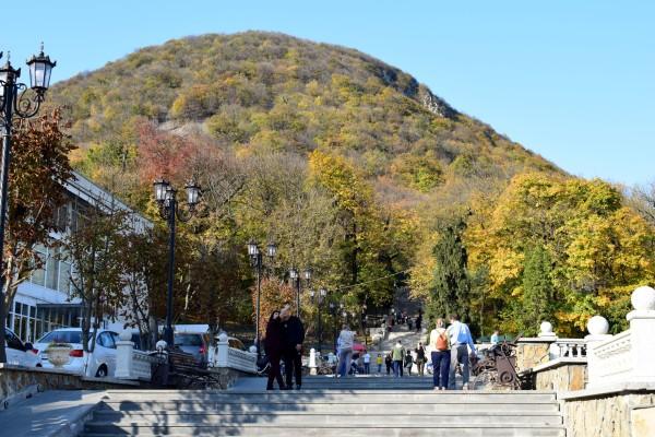 Гора Железная