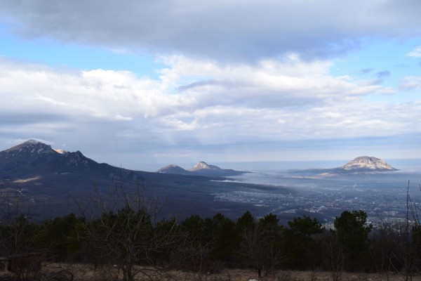 Гора Машук