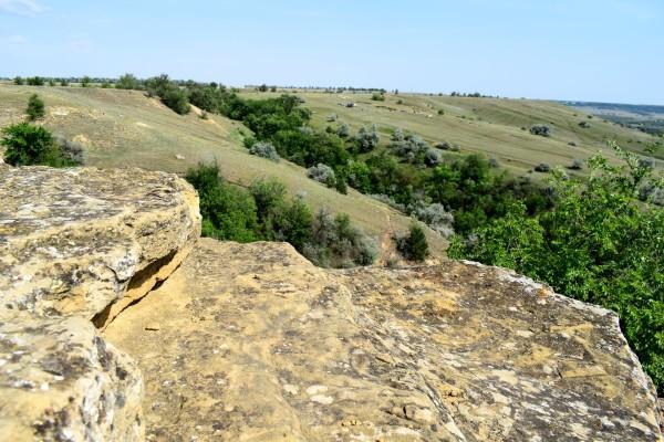 Писаные камни  гора Бараничья
