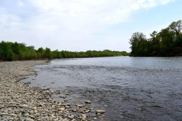Река Кубань и красивые водоёмы