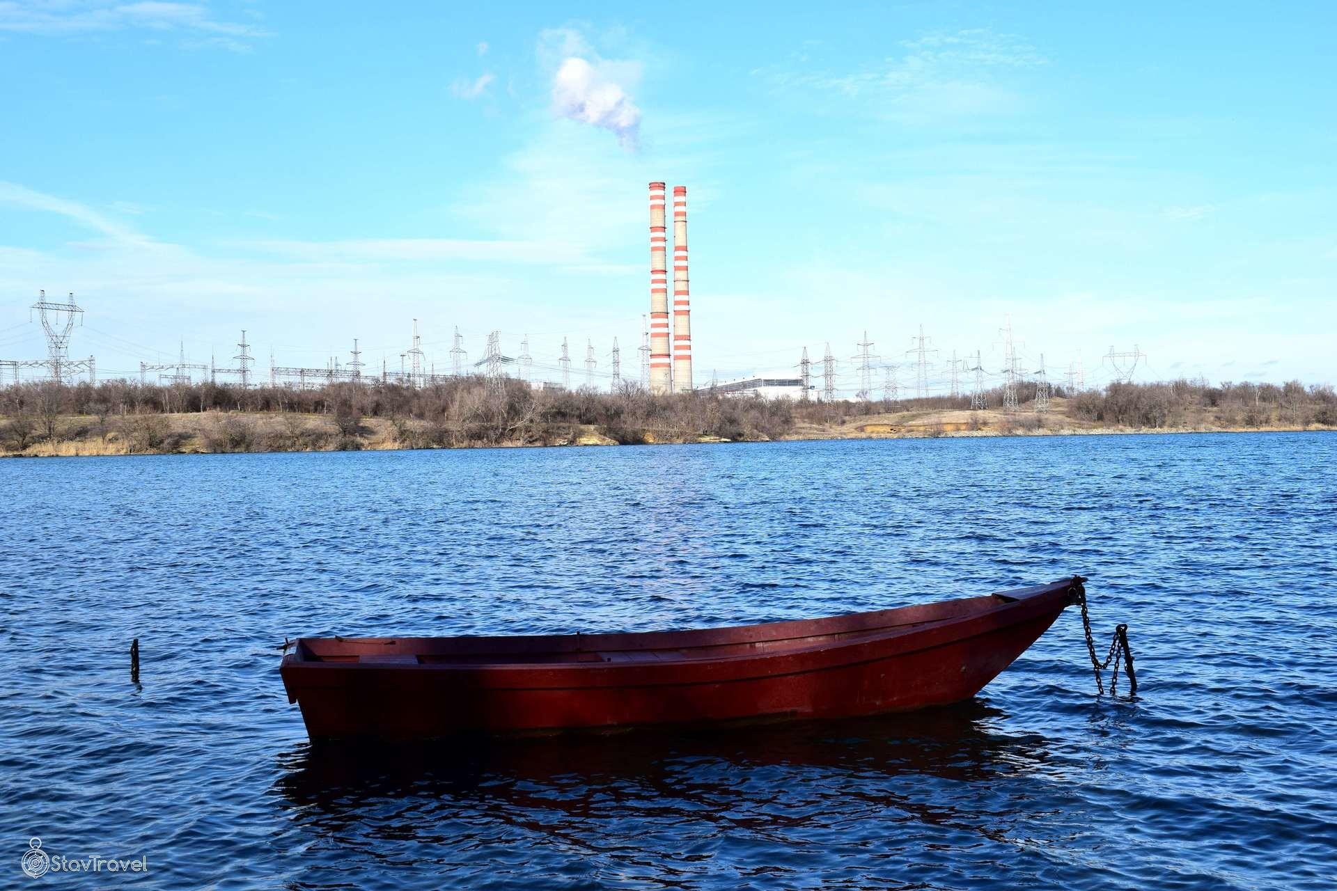 Новотроицкое водохранилище