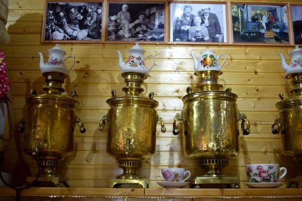 Музей русского самовара