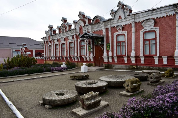 Станица Григорополисская