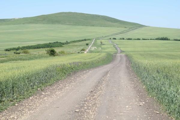 Красивые виды по «дороге» Цимлянский – Новый Бешпагир