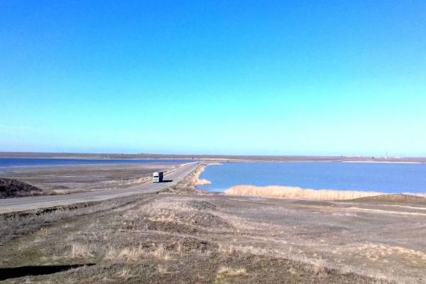 Озеро Маныч