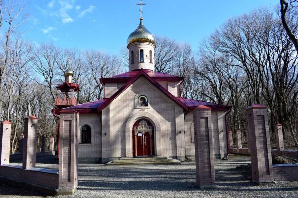 Источник вблизи села Московского