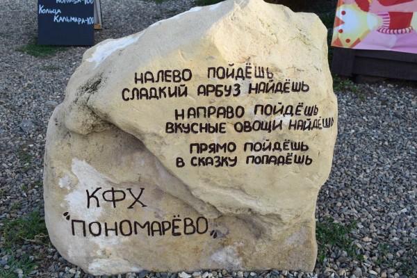 "Бахча КФХ ""Пономарево"""