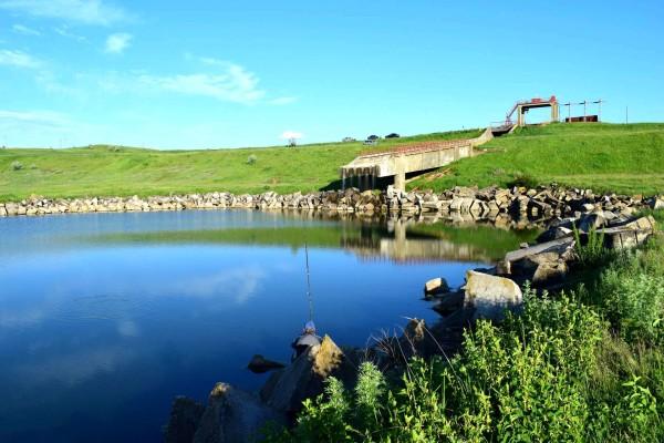 Буферное Водохранилище