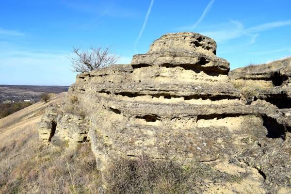 Писаные камни в с.Ореховка