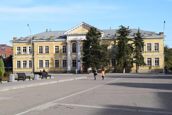 Прогулка  по г. Буденновску
