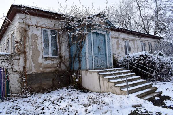 Старинные здания села Безопасное